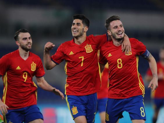 Speltips Suveräna Spanien mot ett avsågat Serbien!