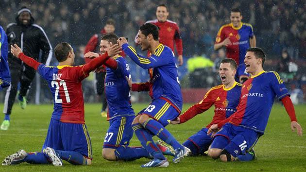 Speltips Basel tar grepp om andraplatsen?