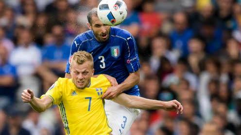 Speltips Kan Sverige störa mäktiga Italien?