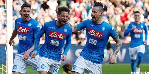 Speltips Napoli gör processen kort mot Cagliari?