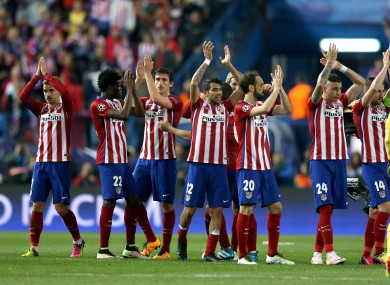 Speltips Atletico Madrid stänger igen?