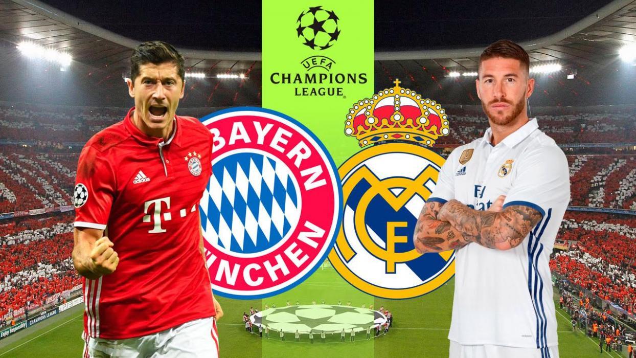 Klicka här för att se Speltips Bayern tar emot Real Madrid!