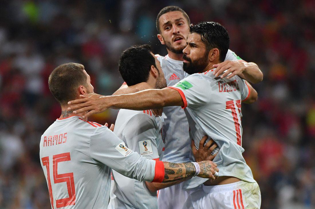 Speltips Spanien - Marocko 25 06  Hörnregn när Spanien möter Marocko  f2ac2dfa8474b
