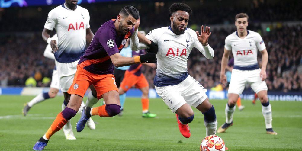 Speltips Manchester City - Tottenham
