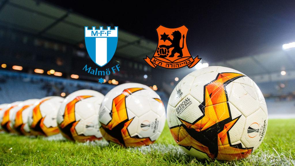 Klicka här för att se Speltips Malmö FF - Bnei Yehuda