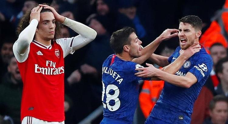 Klicka här för att se Speltips Chelsea - Arsenal