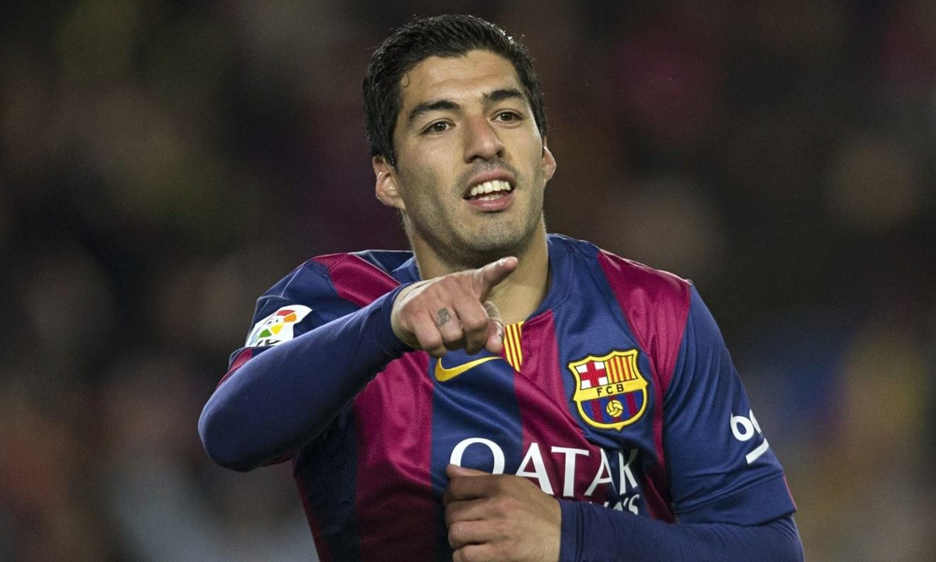 Speltips L. Suarez mot Madrid