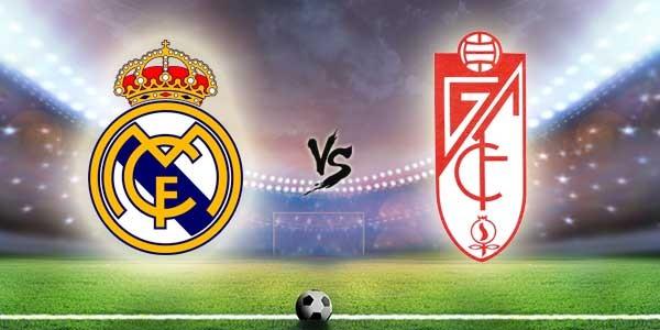 Speltips Real Madrid - Granada