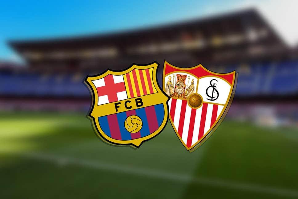 Speltips Barcelona - Sevilla