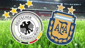 Speltips Tyskland - Argentina