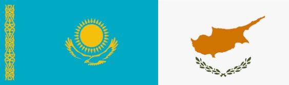Speltips Kazakhstan - Cypern