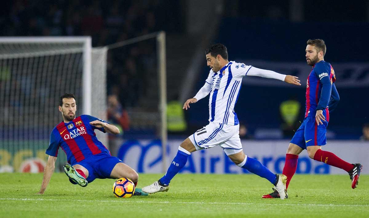 Speltips Kan Barcelona revanschera sig, eller är det upplagt för skräll?